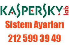 Kaspersky Sistem Ayarları